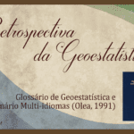 OLEA, R. A. Geostatistical Glossary and Multilingual Dictionary. Nova Iorque: Oxford University Press, 1991. 177p.